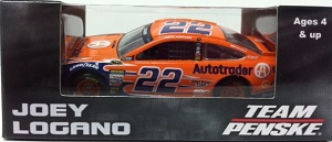 Joey Logano  #22 1/64th 2015 Lionel Autotrader Ford Fusion