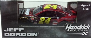 Jeff Gordon #24 1/64th 2015 Lionel AARP Member Advantages  Chevy SS