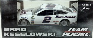 Brad Keselowski #2 1/64th 2015 Lionel Blue Deuce (Youth version no alcohol) Fusion