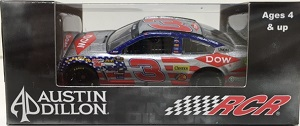 Austin Dillon #3 1/64th 2015 Lionel Dow Salute to Veterans Chevy SS