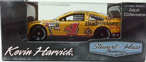 Kevin Harvick #4 1/64th 2015 Lionel Budweiser Gold Darlington Retro Chevy SS