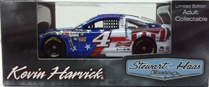 Kevin Harvick #4 1/64th 2015 Lionel Budweiser/Outback Folds of Honor Chevy SS