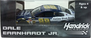 Dale Earnhardt Jr #88 1/64th 2015 Lionel Kelley Blue Book Chevy SS