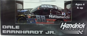 Dale Earnhardt Jr #88 1/64th 2015 Lionel Nationwide Insurance Stars and Stripes Daytona Win Chevy SS