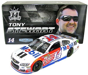 Tony Stewart #14 1/24th 2016 Lionel Mobil 1 Chevy SS