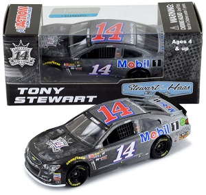 Tony Stewart #14 1/64th 2016 Lionel Mobil 1 Last Ride Chevy SS