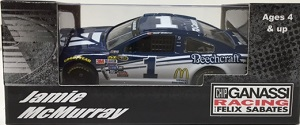 Jamie McMurray #1 1/64th 2016 Lionel Cessna Chevy SS