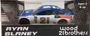 Ryan Blaney #21 1/64th 2016 Lionel Quick Lane Tire and Auto Ford Fusion