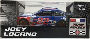 Joey Logano #22 1/64th 2016 Lionel AAA Insurance Ford Fusion