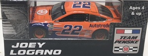 Joey Logano #22 1/64th 2016 Lionel Autotrader Ford Fusion