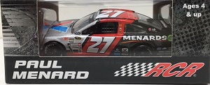 Paul Menard #27 1/64th 2016 Lionel Valvoline Darlington Throwback Chevy SS