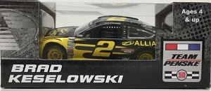 Brad Keselowski #2 1/64th 2016 Lionel Alliance Truck Parts Fusion