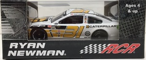 Ryan Newman #31 1/64th 2016 Lionel Caterpillar Darlington Throwback Chevy SS