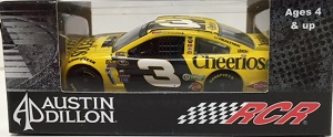 Austin Dillon #3 1/64th 2016 Lionel Cheerios Chevy SS
