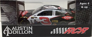 Austin Dillon #3 1/64th 2016 Lionel Dow Chemical  Chevy SS