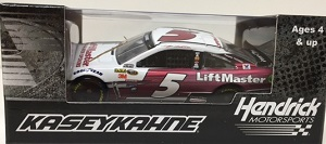 Kasey Kahne #5 1/64th 2016 Lionel LiftMaster Chevy SS