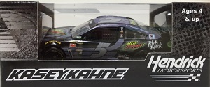Kasey Kahne #5 1/64th 2016 Lionel Mountain Dew Pitch Black  Chevy SS