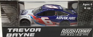 Trevor Bayne #6 1/64th 2016 Lionel Advocare Darlington Throwback Ford Fusion