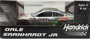 Dale Earnhardt Jr #88 1/64th 2016 Lionel Mt Dew All Star Chevy SS