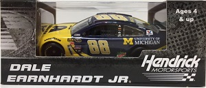 Dale Earnhardt Jr. #88 1/64th 2016 Lionel Axalta University of Michigan Chevy SS