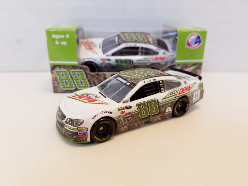 Alex Bowman #88 1/64th 2016 Lionel Mt Dew Chevy SS