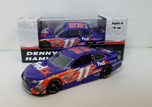 Denny Hamlin #11 1/64th 2017 Lionel FedEx Ground Toyota Camry