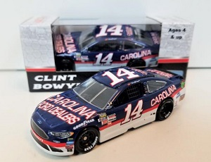 Clint Bowyer #14 1/64th 2017 Lionel Carolina Ford Dealers Darlington Ford Fusion
