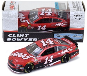 Clint Bowyer #14 1/64th 2017 Lionel Haas Automation Ford Fusion