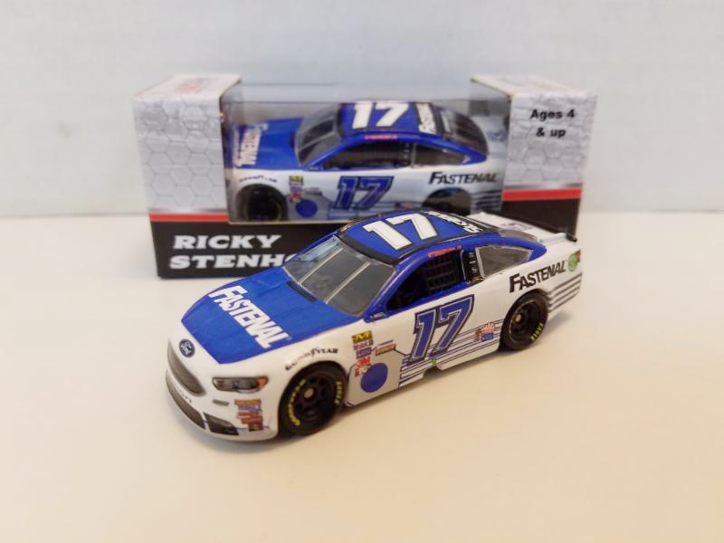 Ricky Stenhouse Jr #17 1/64th 2017 Lionel Fastenal 50th Anniversary Ford Fusion