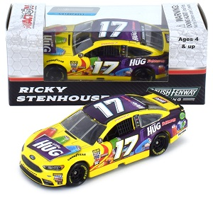 Ricky Stenhouse Jr #17 1/64th 2017 Lionel Little Hugs Ford Fusion