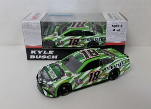 Kyle Busch #18 1/64th 2017 Lionel Interstate Batteries Toyota Camry