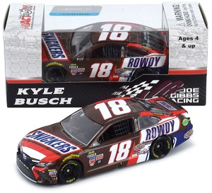 Kyle Busch #18 1/64th 2017 Lionel Snickers (Rowdy) Toyota Camry