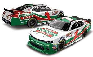 Elliott Sadler #1 1/64th 2017 Lionel Hunt Brothers Pizza  Camaro