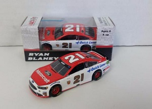 Ryan Blaney #21 1/64th 2017 Lionel Motorcraft Ford