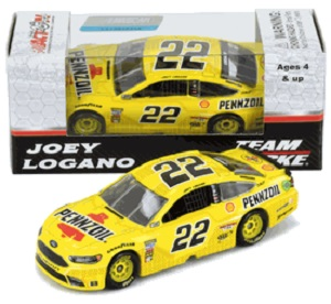 Joey Logano #22 1/64th 2017 Lionel Pennzoil Ford Fusion