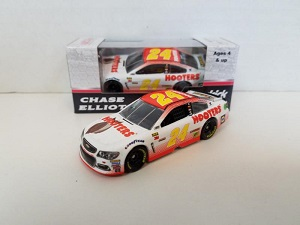 Chase Elliott  #24 1/64th 2017 Lionel Hooter's Chevy SS