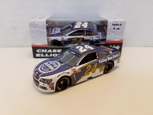 Chase Elliott  #24 1/64th 2017 Lionel Kelley Blue Book Chevy SS