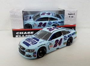 Chase Elliott  #24 1/64th 2017 Lionel NAPA Darlington Throwback Chevy SS