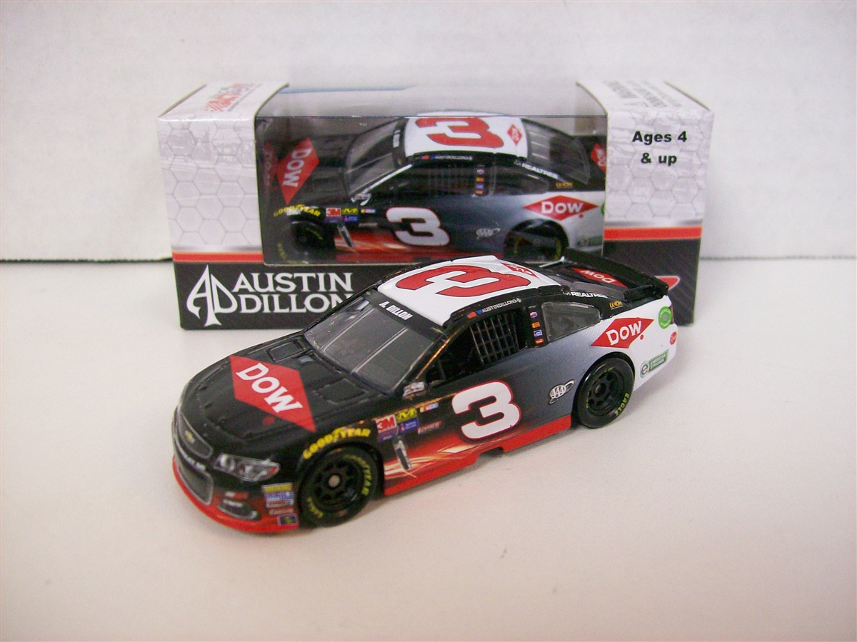 Austin Dillon #3 1/64th 2017 Lionel Dow Chevy SS