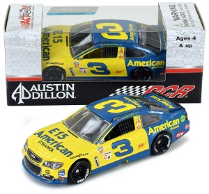Austin Dillon #3 1/64th 2017 Lionel American Ethanol Darlington Chevy SS