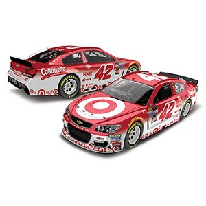 Kyle Larson #42 1/64th 2017 Lionel Target Chevy SS