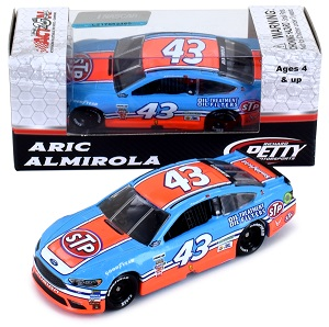 Aric Almirola #43 1/64th 2017 Lionel STP Darlington  Ford Fusion