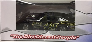 Chris Madden #44 1/64th 2017 ADC Davis Diesel Service dirt late model