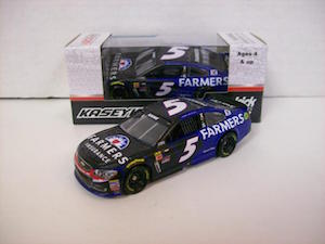 Kasey Kahne #5 1/64th 2017 Lionel Farmer's Insurance Chevy SS