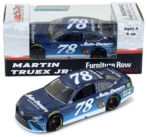 Martin Truex Jr #78 1/64th 2017 Lionel Auto Owners Insurance Toyota Camry