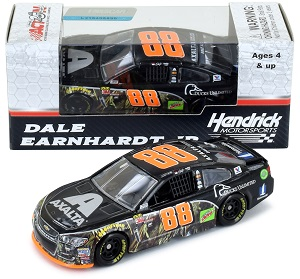 Dale Earnhardt Jr #88 1/64th 2017 Lionel Axalta Ducks Unlimited Chevy SS