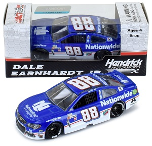 Dale Earnhardt Jr #88 1/64th 2017 Lionel Nationwide Insurance Darlington Chevy SS