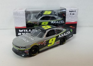 William Byron #9 1/64th 2017 Lionel Axalta Camaro