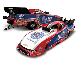 Robert Hight 1/64th 2017 Lionel AAA of So Cal Camaro Funny Car