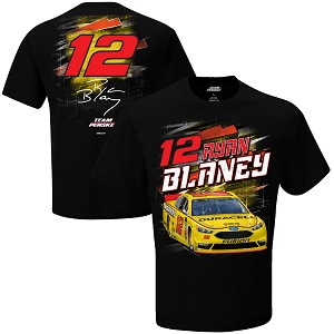 Ryan Blaney #12 2018 MenardsTorque two-sided t-shirt
